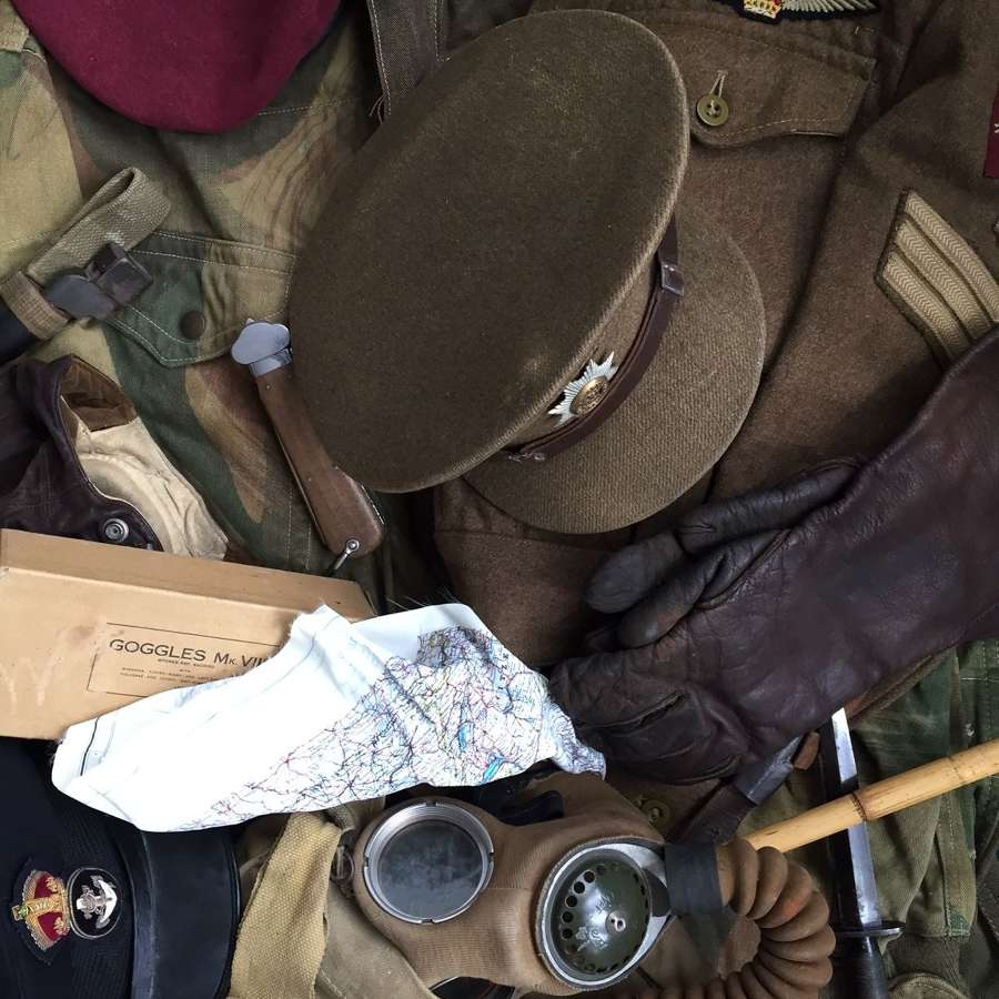 WW2 & Post-War Collectables