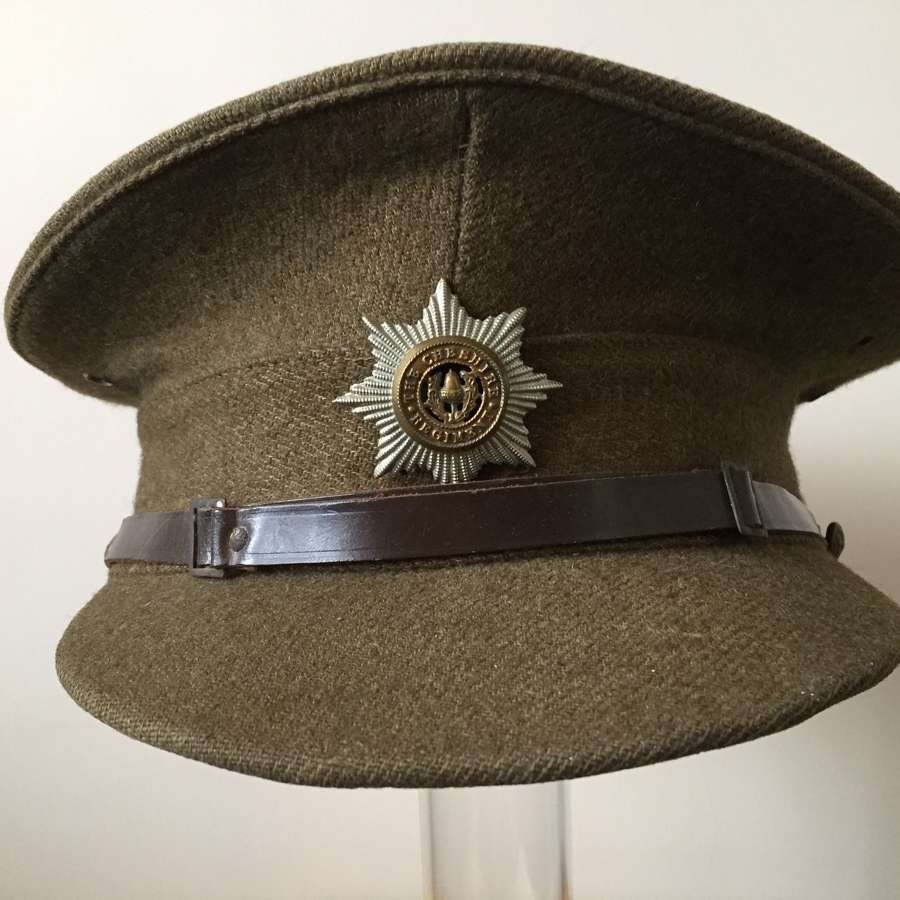 Early WW2 OR's SD cap